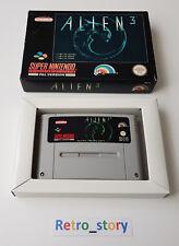Super Nintendo SNES - Alien 3 - PAL - FAH