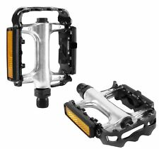 "VP VP-196 Bike Bicycle Alloy CNC Pedals 9/16"" Black"