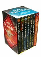 John Marsden The Tomorrow Series 7 Books Complete Collection Set NEW