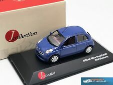 RARE! Nissan Micra Wild Blueberry J-Collection JC162 1:43