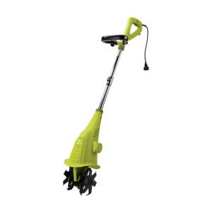"2.5-Amp Rototiller Electric Garden Tiller 6"" Soil Cultivator Gardening Equipment"