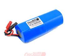 Li-ion battery 18V 18.5V 6800mAh by Panasonic NCR18650B w/BMS PCM Anderson plug