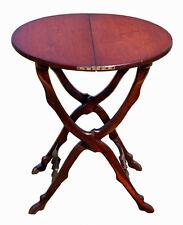 Victorian Folding Table, Rare