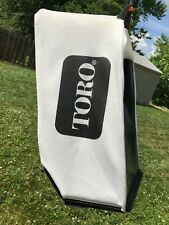 New TORO Lawn Replacement Bag and Frame Kit