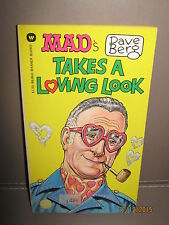 Mad magazine paper back book Dave berg takes a loving look 1977 Excellent cond