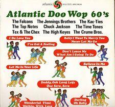 "COMPILATION ""ATLANTIC DOO WOP 60'S"" RHYTHM & BLUES 80'S LP ATLANTIC 6190"