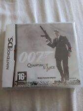 jeu DS 007 QUANTUM OF SOLACE NEUF SOUS CELLO