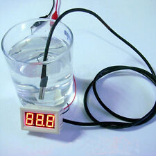 DS18B20 Waterproof Temperature Sensor Waterproof Digital Thermal Probe Arduino