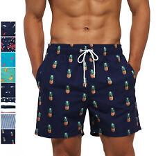 Мужские плавки быстрой сушки купальные шорты с сетчатой подкладкой купальный костюм купальные костюмы