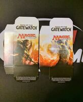 1 Empty Deck Box - OATH OF THE GATEWATCH  - NM/SP Condition - Magic MTG FTG