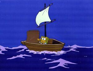 ANIMATION ART EMPORIUM Presents:The Best SpongeBob SquarePants Production Cels ;