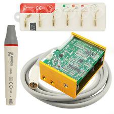 Woodpecker Built In Ultrasonic Scaler Endo Dental Unit Ems Uds N3 Led Hw 5l