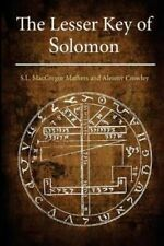EL MENOR clave de Solomon Aleister Crowley 9781511773546 (Libro en rústica,2015)