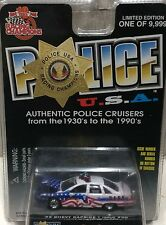 Dare Car Police 1992 Chevrolet Caprice RACING CHAMPIONS FREE SHIPPING Issue# 90