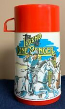 VINTAGE 1980 ALADDIN - THE LEGEND OF THE LONE RANGER -  THERMOS