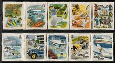CAYMAN ISLANDS SG755/64 1993 TOURISM  MNH