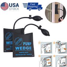 2Pcs Auto Car Pump Wedge Air Bag Shim For Home Use Door Window Installation Tool