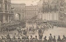 London Coronation 1911 procession state carriage 1911 Lesco series