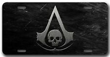 Assasins Creed License Plate Auto Tag/Room Sign play station xbox 360 video game