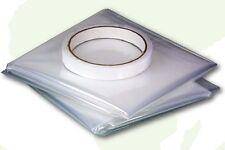 EcoSavers Window Insulation Set Kit with 2 Sheets + tape