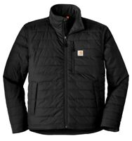 Carhartt Mens Gilliam Jacket Regular Work Winter Insulated Quilted Coat CT102208