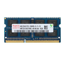 For Hynix 4GB 4 GB 2RX8 DDR3 1333MHz PC3-10600S 204PIN SODIMM Laptop Memory RAM