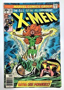 X-Men 101 1st Appearance Phoenix Key Marvel 1976 Nice Copy KEY MCU Complete