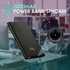 5000mAh Power Bank 1080P HD Hidden Spy Camera Security IP Cam DVR Recording UK