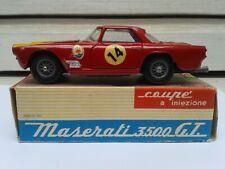 MERCURY ITALY Art. 24 MASERATI 3500 GT RED COMPETIZIONE 14 MINT / BOXED