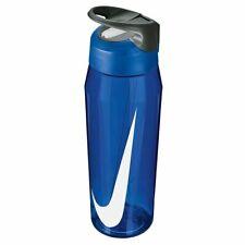 Nike Straw Water Bottle 32oz Blue