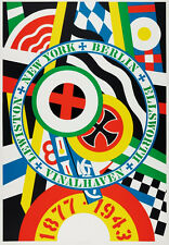 "ROBERT INDIANA ""THE HARTLEY ELEGIES KVF IV"" 