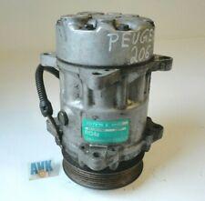 Klimakompressor SD6V121421F, Peugeot 206 CC, 2A/C, SW