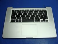 "MacBook Pro A1286 15"" 2011 MD318LL/A Top Case w/ Keyboard Trackpad 661-6076"
