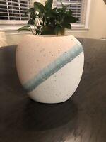 "Earthtone Original Pillow Vase 6"" Vase Southwest Decor"