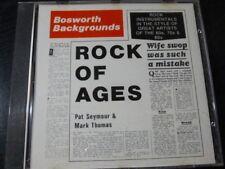 """CD"""" § Rock of Ages """"di Pat Seymour & Mark Thomas/51.481"""