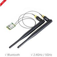 Wireless Network Adapter Network Card 2.4G 5G WiFi Bluetooth 4.2 For Jetson Nano