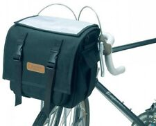 OSTRICH 23245 Bicycle Front Bag F-702 Black 14.5L From Japan with Tracking