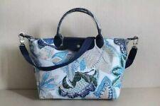 Longchamp 1515 Shoulder Tote Crossbody Bag - Floral