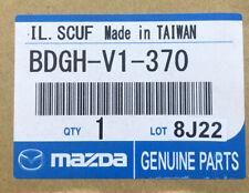 2019-2020 Mazda3 Illuminated Door Sill Trim Set New OEM Free Ship BDGH-V1-370