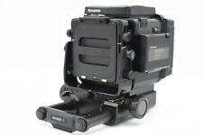 Fujifilm GX680 II Medium Format SLR Camera w/ WLF, 120 Back, AA Holder  #P6067