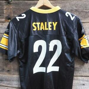 Pittsburgh Steelers Jersey Duce Staley #22 Jeune Taille XL 18-20