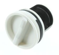 Genuine Candy 41021233 Hoover Washing Machine Drain Pump Fluff Filter