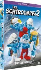 "DVD + digital   ""LES SCHTROUMPFS 2 "" - Neuf sous Blister"