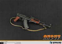 """ZYTOYS ZY2008 1/6 Scale AKS47 fixed  Gun Weapon Model Fit 12"""" Solider Figure"""