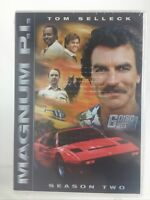Magnum P.I. - The Complete Second Season - DVD, 2012 - 6-Disc Set - New- Sealed