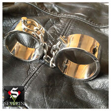 STEEL WRIST CUFFS - 66MM ID X 40MM THICK