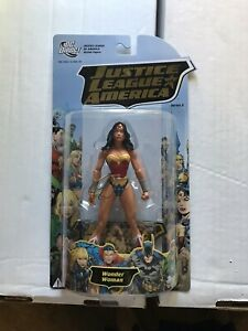DC Direct Justice League Wonder Woman Series 3 New