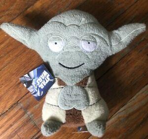 Footzeez Plush Yoda- 7 in