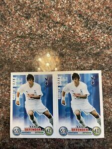Gareth Bale Tottenham Debut Match Attax Package Of 2