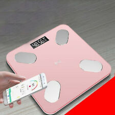 Digital Scales Smart Bluetooth Electronic Weighing Scale Body Health Monitor